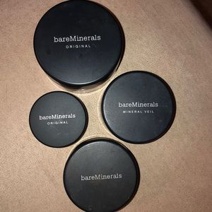 Bare Minerals Bundle Set